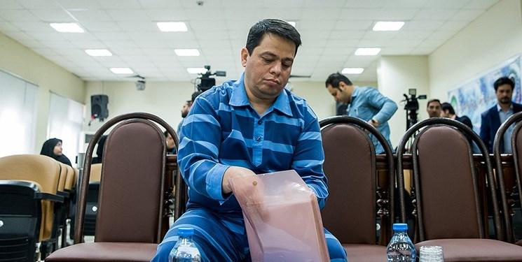 امروز صبح باقری درمنی به دار مجازات آویخته شد+جزئیات پرونده اتهامی