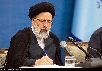 دستور رئیسی برای تسریع در اقدامات قضایی سانحه قطار زاهدان- تهران