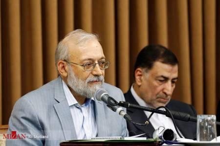 محمد جواد لاریجانی در نشست سفرا و کارداران کشورهای خارجی مطرح کرد: تعامل گسترده حقوق بشری ایران با مجامع بین المللی/ جهانشمولی امری تحمیلی نیست بلکه تعاملی است